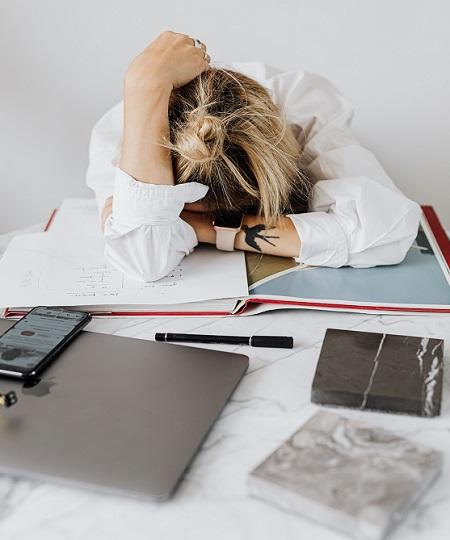 Как да работим повече без да бърнаутваме (прегаряме)?