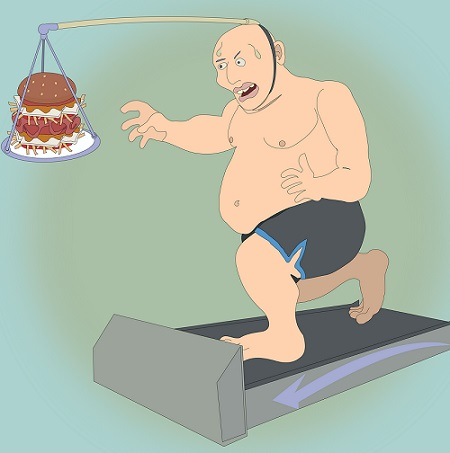 Стрес, вредна храна, наднормено тегло – омагьосан кръг